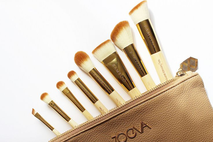 Zoeva Bamboo Vol.2 Brush Set Review (2)