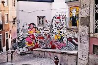 graffiti fado