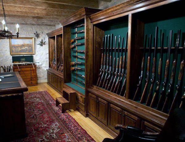 121 best AWESOME GUN ROOMS ! ! images on Pinterest | Gun storage ...