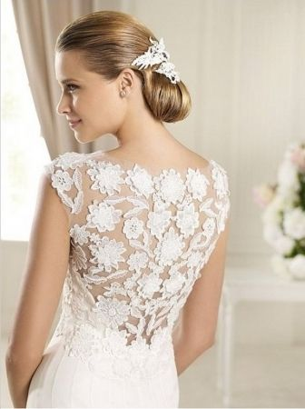 Lace For Wedding Dress Discount