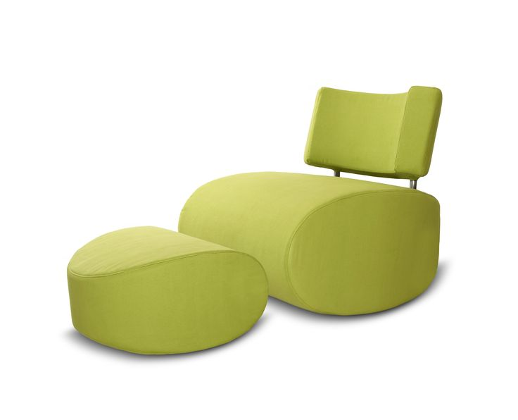 Ja, Ein Frecher, Lustiger Schaukelstuhl In Einem Modernen Design, Genau Das  Ist APOLLO. Sehr Dekorativ, Wie Eine Skulptu.