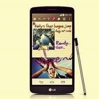 O LG G3 Stylus tem como diferencial sua caneta Stylus Pen - http://updatefreud.blogspot.com.br/2014/11/O-LG-G3-Stylus-tem-com-diferencial-sua-caneta-Stylus-Pen.html