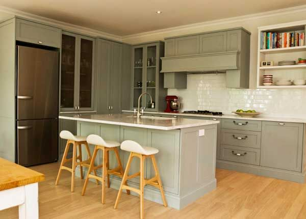 Modern Provincial Kitchens in Sydney