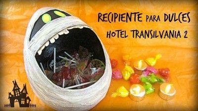 Recipiente para dulces de Hotel Transilvania 2