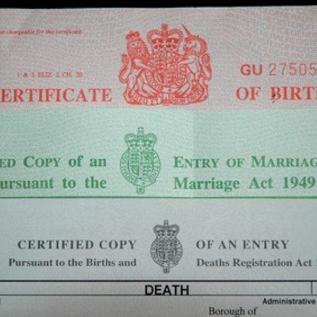 how to order another birth certificate