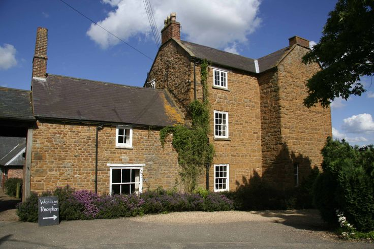 Halstead House near Tilton, Leicestershire