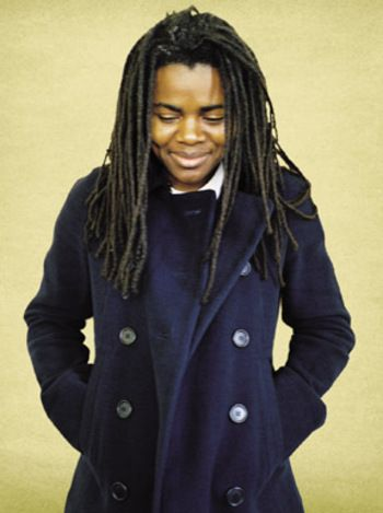 Tracy Chapman: You have to pay attention to the moment and make it the best it can be for you. I've been trying to do that. It's really made a major difference for me. I'm a happier person.