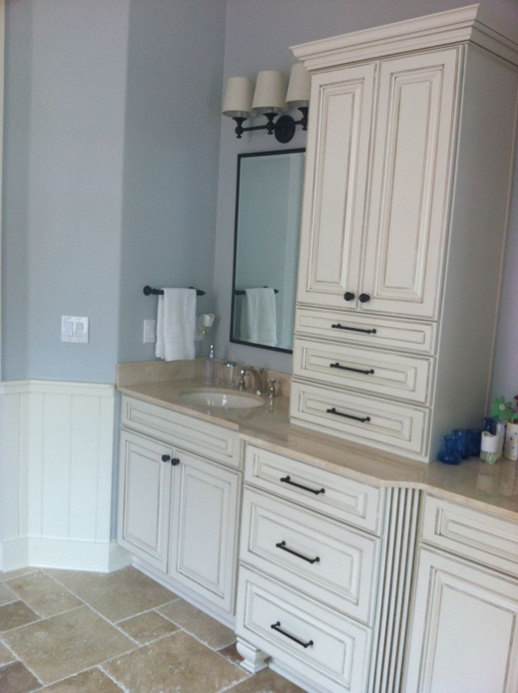 Vanity For Girls Bath Love The Color And Design Darker