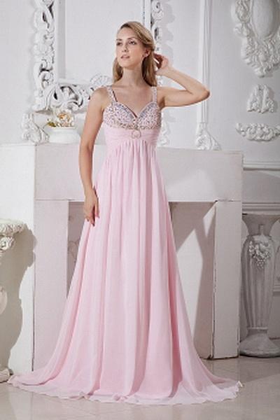 Weekly Special Product: Schatz Rosa Chiffon Abendkleid ma1801 - Order Link: http://www.modeabendkleider.de/schatz-rosa-chiffon-abendkleid-ma1801.html - Farbe: Pink; Silhouette: Mantel / Spalte; Ausschnitt: Sweetheart; Verzierungen: Perlen, Rüschen, Paille