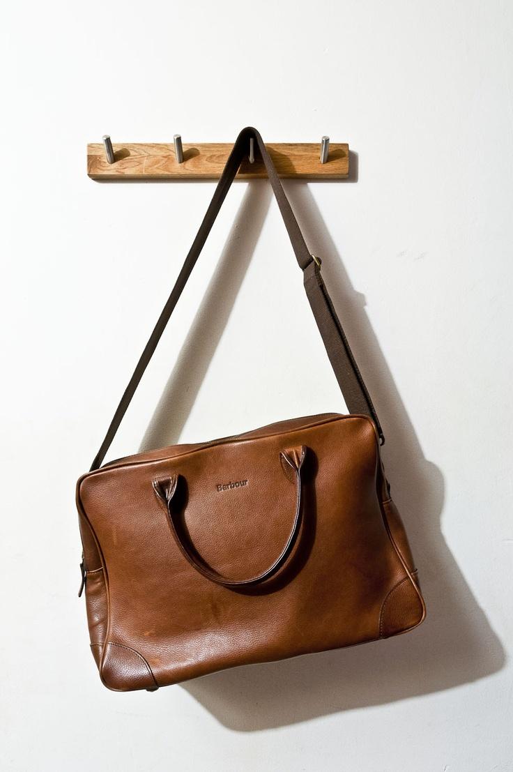 mrlamouette: Barbour briefcase by mrlamouette