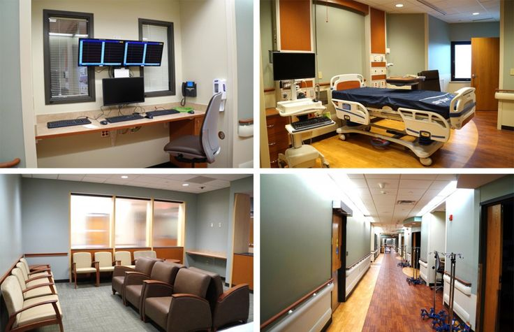 Lansing's Sparrow Hospital 7th and 8th Floor Renovation Projects