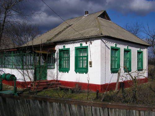 с. Борщев, Барышевский р-н, Киевская область.