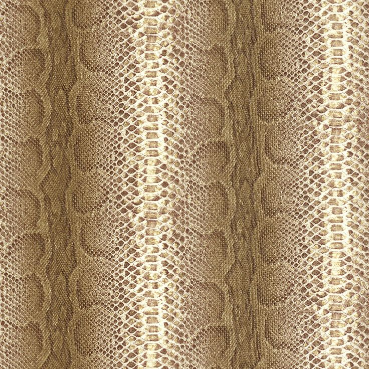 Snake skin wallpaper, African Queen 423129 by Rasch. Available from Guthrie Bowron.