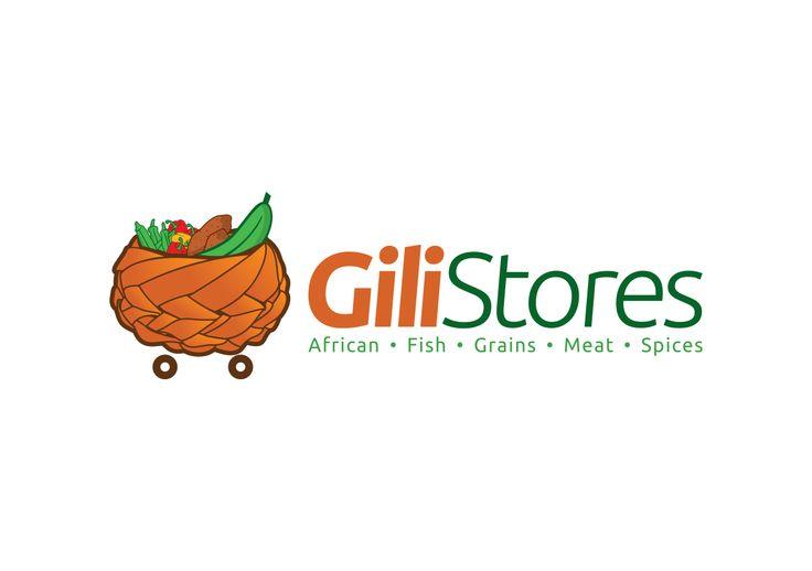 GiliStores, Logo