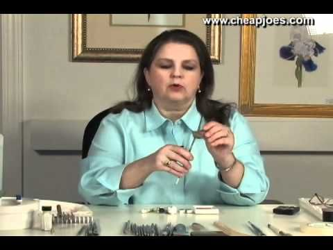 Watercolor Brushes and Paints with Nancy Couick - Part 1 of 2
