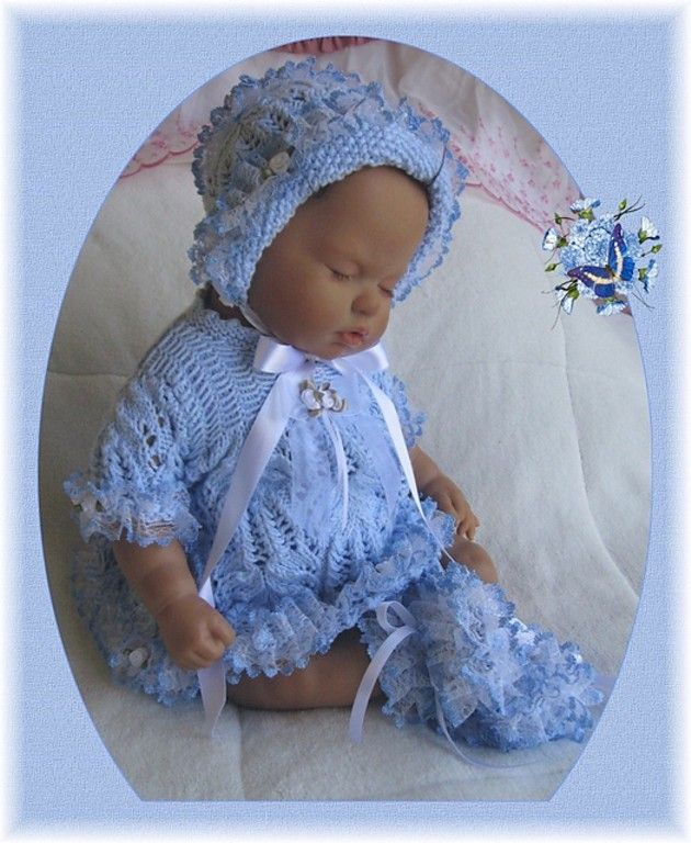 662 besten ReBorn Doll Patterns Bilder auf Pinterest | Baby stricken ...