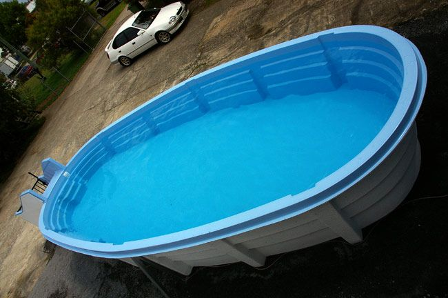 Above ground pools installation value pools gardening for Above ground pools and installation