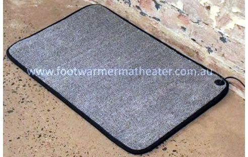 foot warmer mat heater form Amuheat high quality portable #heat
