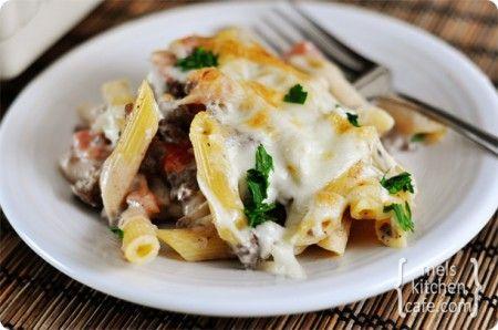 ... Greek Pastitsio, Recipe, Pastitsio Casserole, Casseroles, Delicious