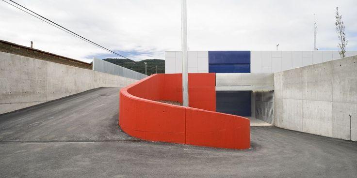 Gallery of Estación de Policía Montblanc / taller 9s arquitectes - 8
