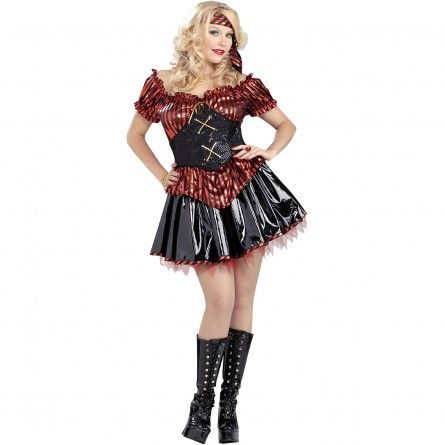 Plus Size Swashbuckler Pirate Costume