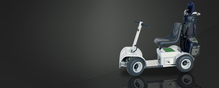 Electric Golf Buggy, Motorised Golf Ride-ons & Battery Powered Walkers
