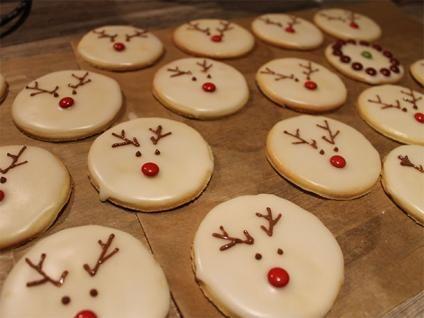 Elch-Plätzchen http://www.fuersie.de/kitchen-girls/tipps/blog-post/die-schoensten-weihnachtsplaetzchen