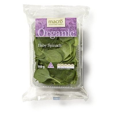 Organic Spinach - This green power ranger has to be hands down the most versatile vegetable there is, you can literally add it to anything like smoothies, eggs & bolognaise. Great article: https://www.organicfacts.net/health-benefits/vegetable/health-benefits-of-spinach.html