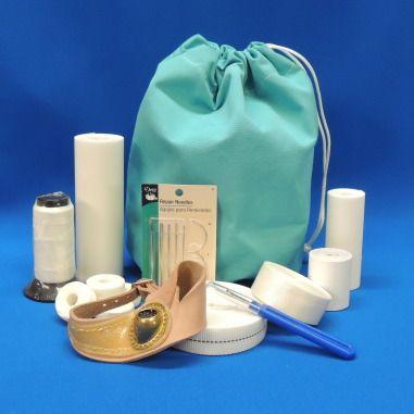 Sail Repair Kit - Essential for every sailboat...or Airstream!