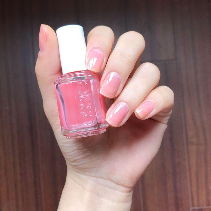 Authentische Essie Ashley Nagellack gesunde nackte Gelee Textur 545 PINK Handschuh Ser … – My Style