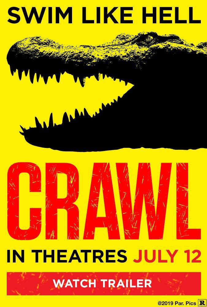 Crawl 2019 Full Movies Streaming Movies Free Where To Watch Movies