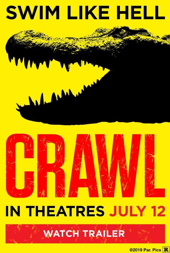 Crawl 2019 Full Movies Where To Watch Movies Streaming Movies Free