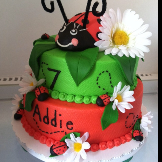 1000+ ideas about Bug Birthday Cakes on Pinterest ...