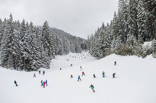 Bansko Ski Zone in Банско, Благоевград #HorizonFestival