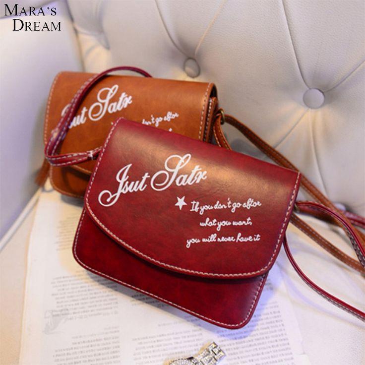 $9.71 (Buy here: https://alitems.com/g/1e8d114494ebda23ff8b16525dc3e8/?i=5&ulp=https%3A%2F%2Fwww.aliexpress.com%2Fitem%2FMara-s-Dream-New-Arrival-Flap-bag-Women-handbag-Print-Letter-bag-PU-leather-women-s%2F32673807317.html ) Mara's Dream New Arrival Flap bag Women handbag Print Letter bag PU leather women's shoulder bags famous brand handbags 5 Colors for just $9.71