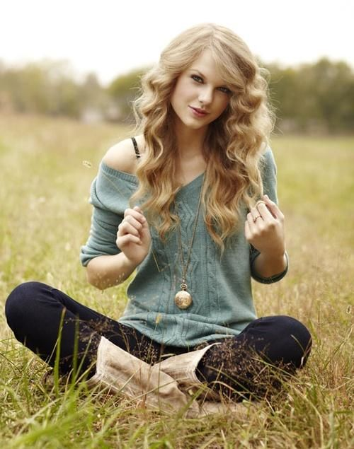 I like all of Taylor Swift's country song better than most of her new songs. I still like most of her songs though.