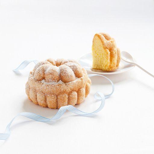 Biscuit de Savoie version ultra rapide