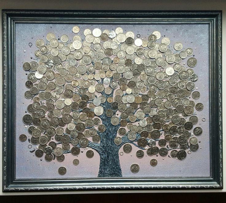 добивайся денежное дерево картинка из денег своими руками блоке инфо