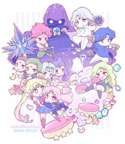 Sailor Moon Drops!