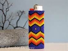 beaded bic lighter patterns - Yahoo Image Search Results