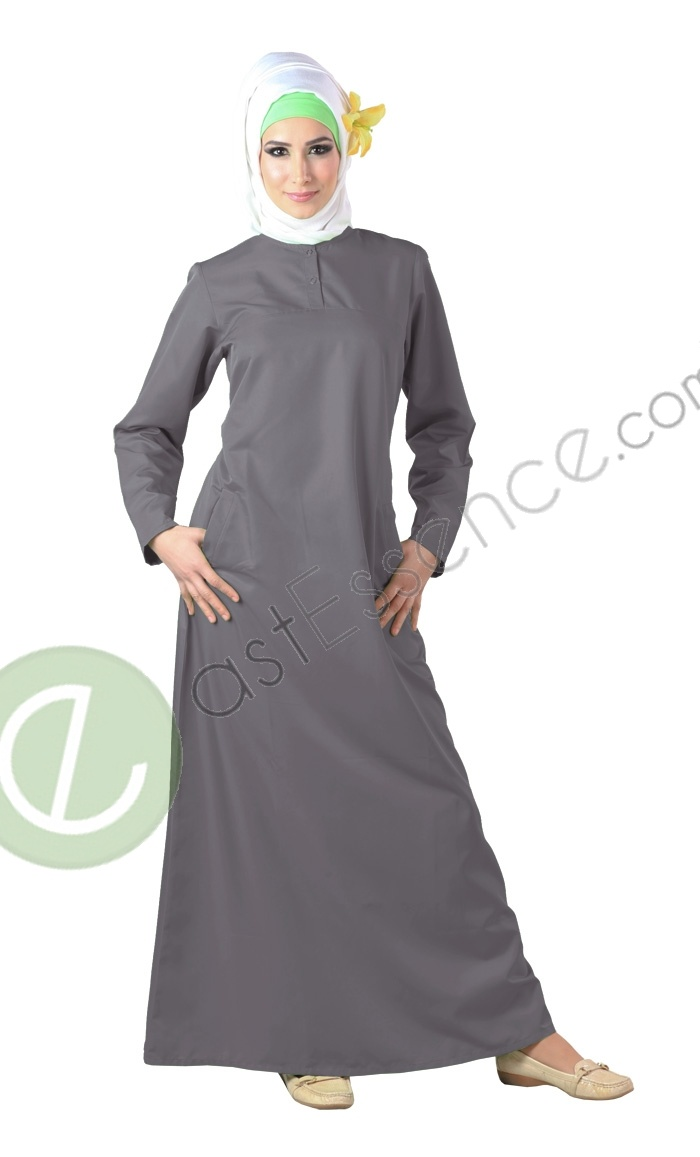 Plain And Simple Dress (Historical