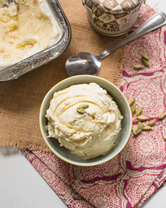 ... Pinterest | Lavender ice cream, Chocolate ice cream and Roasted figs
