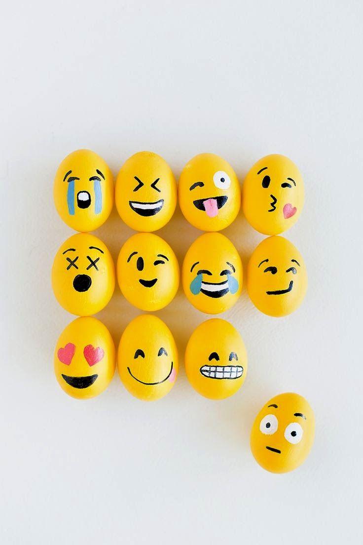 Emoji Ostereier