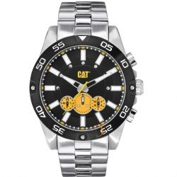 CATERPILLAR Level Stainless Steel Chronograph IN14311127