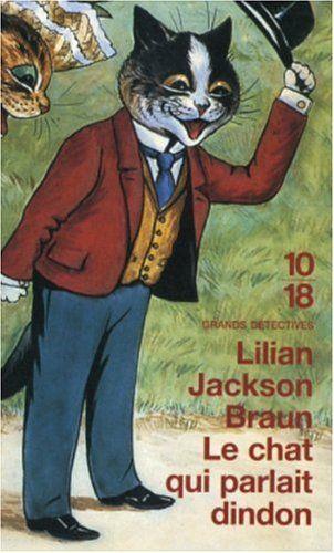 Le Chat qui parlait dindon de Lilian Jackson Braun