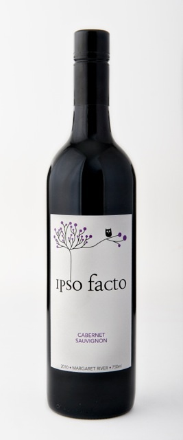 Ipso Facto wines by Kate Morgan. http://weloveperth.net.au/the-foodies-chat-to-kate-morgan-of-ipso-facto-wines/