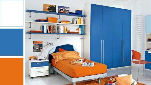 33++ Cuarto azul y gris ideas