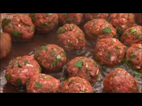 Moroccan spicy meat balls - Rick Stein Cooks - BBC