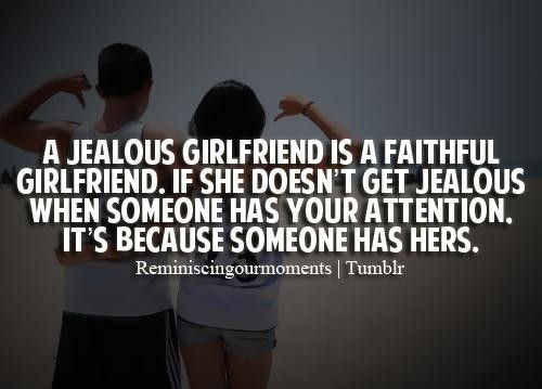 Love Jealousy Quotes Mesmerizing Best 25 Jealous Girlfriend Quotes Ideas On Pinterest