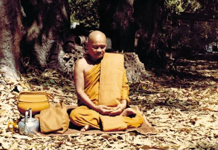 """Studying that which is beyond good and evil ~ Ajahn Chah http://justdharma.com/s/bz2qa  People don't study that which is beyond good and evil. This is what they should study. """"I'm going to be like this; I'm going to be like that,"""" they say. But they never say, """"I'm not going to be anything because there really isn't any 'I'."""" This they don't study.  – Ajahn Chah  source: http://www.dharmaweb.org/index.php/No_Ajahn_Chah:_Reflections"""
